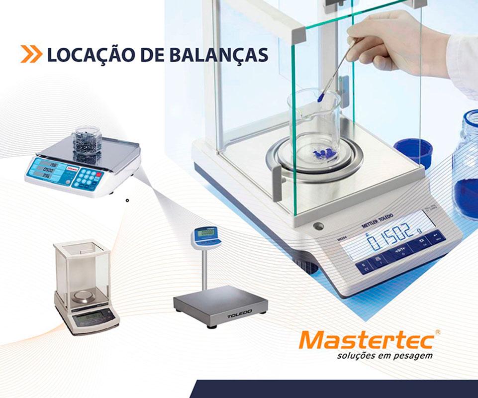 Locação de balanças industriais