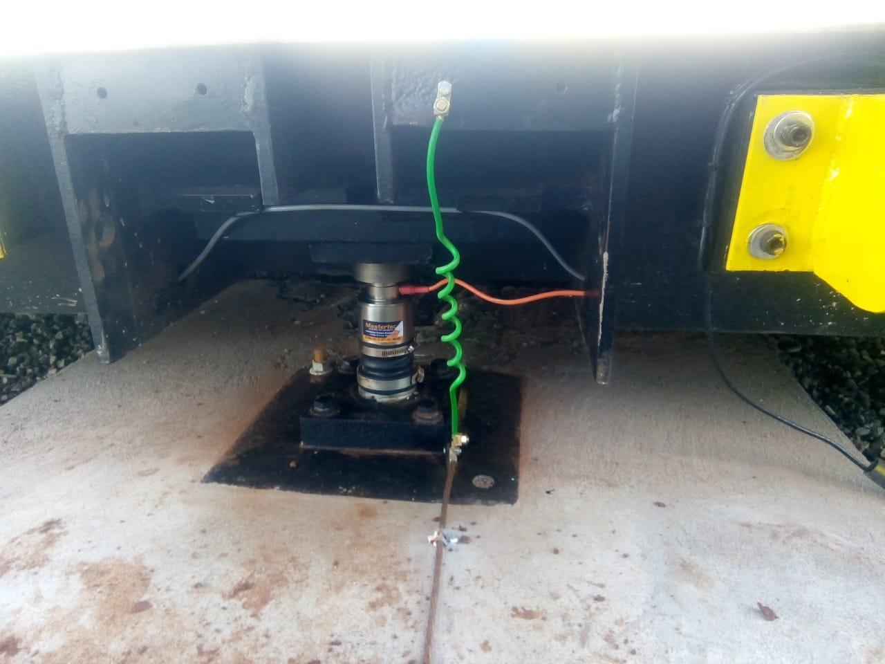 Celula de carga balança rodoviária