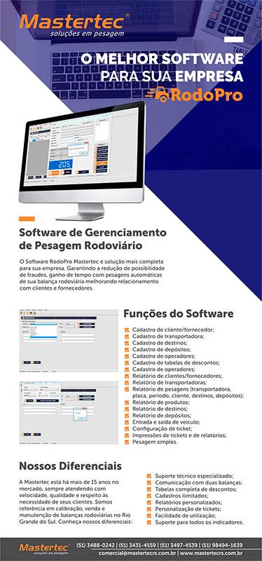 Software Rodoviário