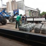 Balança para pesagem de caminhões