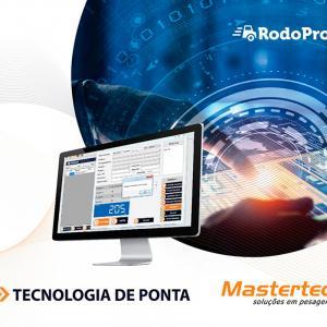 Software para balança rodoviária